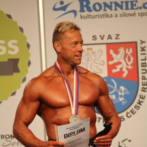Mistrovství České republiky v kulturistice a fitness 2017 v Lysé nad Labem