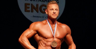 IFBB Diamond Cup Luxembourg 2021