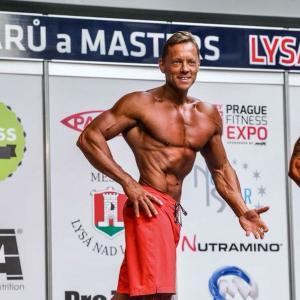 Mistrovství České republiky v kulturistice a fitness 2018 v Lysé nad Labem