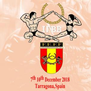 MS 2018 - program soutěží